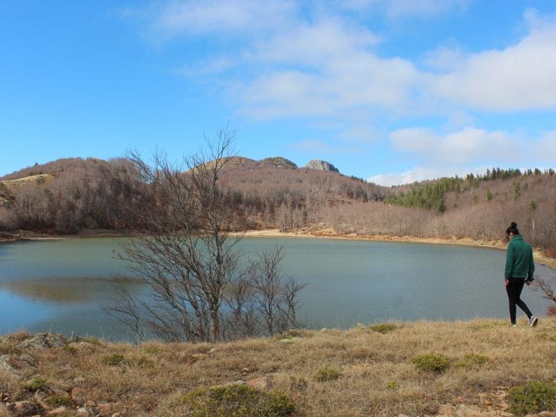 Lukova-Seen | Foto: Schutzgebiet Pogradec – Ohridsee