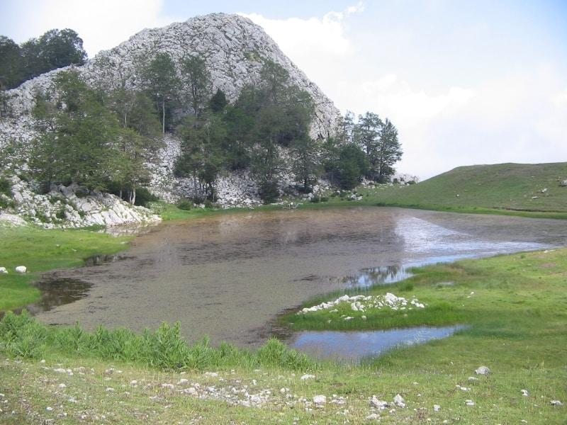 Dragani-See | Foto: Shebenik-Jabllanicë Nationalpark