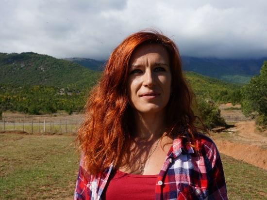 Cveta Trajçe, Naturführerin im Prespa Nationalpark | Photo: Prespa National Park